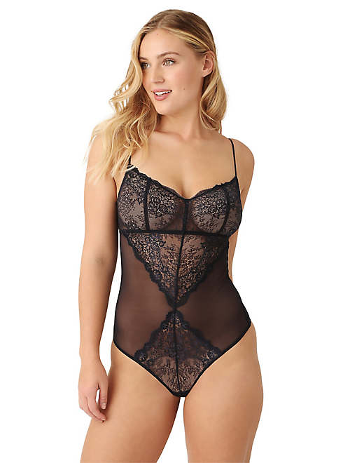 Level Up Lace Bodysuit - 836369