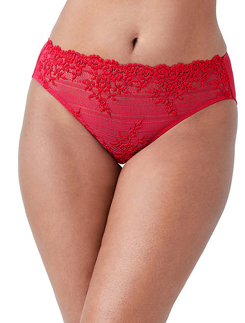 Embrace Lace® Hi-Cut Brief - 841191