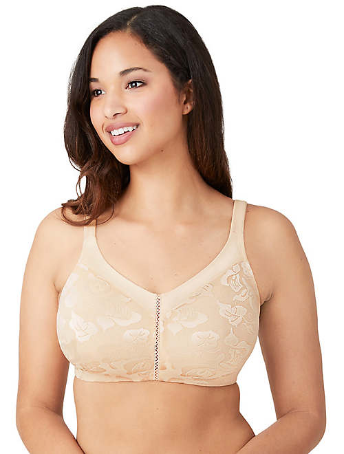 Awareness Full Figure Seamless Wire Free Bra - 40DD - 85276