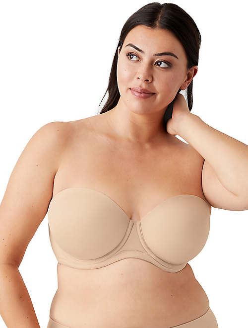 Red Carpet Strapless Full Busted Underwire Bra - Wacoal - 854119