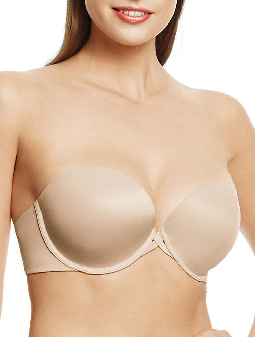 Amazing Assets Back Smoothing Strapless Push Up - Bras - 854220