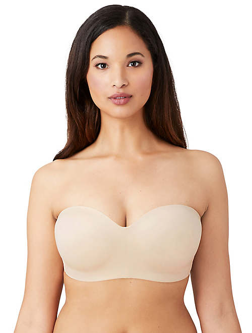 Staying Power Wire Free Strapless Bra - Full Coverage - 854372