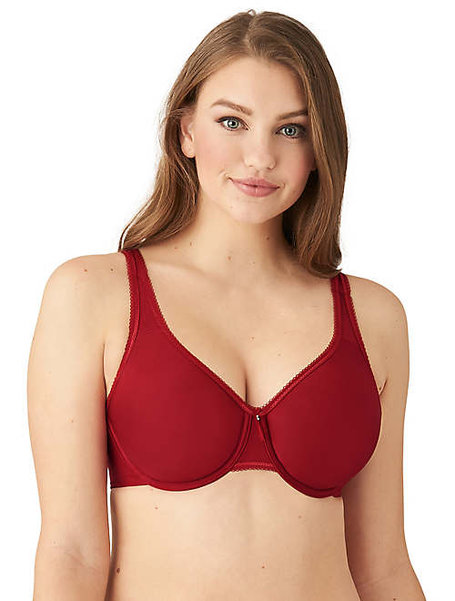 Basic Beauty Full Figure Seamless Underwire Bra - 855192
