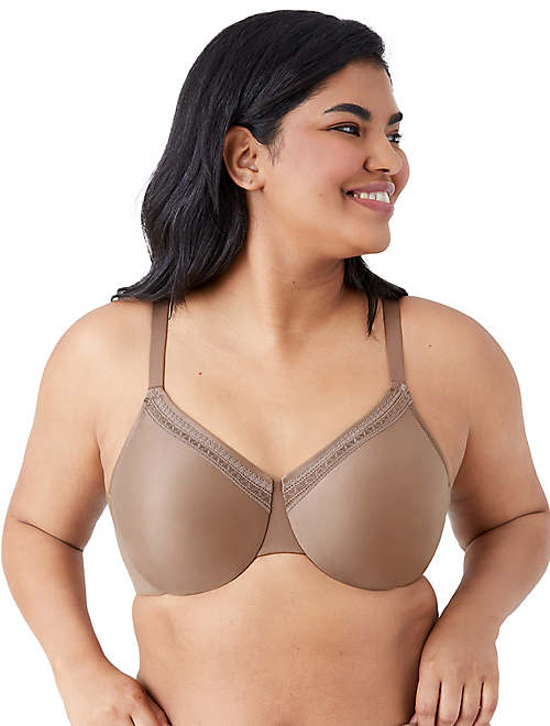 Perfect Primer Full Figure Underwire Bra - Ultimate Comfort - 855213