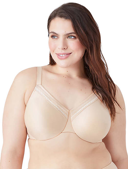 Perfect Primer Full Figure Underwire Bra - Back and Side Smoothing - 855213