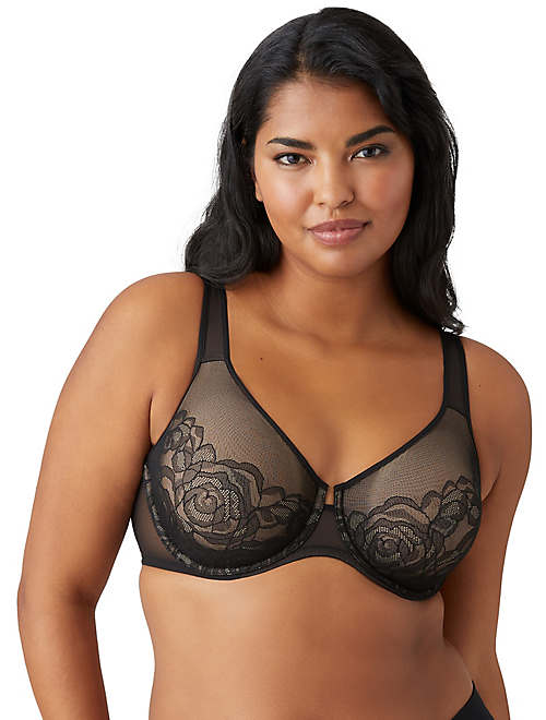 Stark Beauty Underwire Bra - Lace - 855225