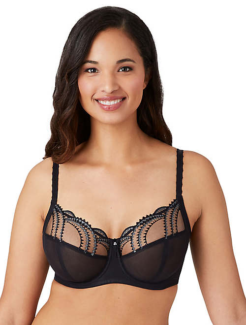 Evocative Edge Underwire Bra - 855304