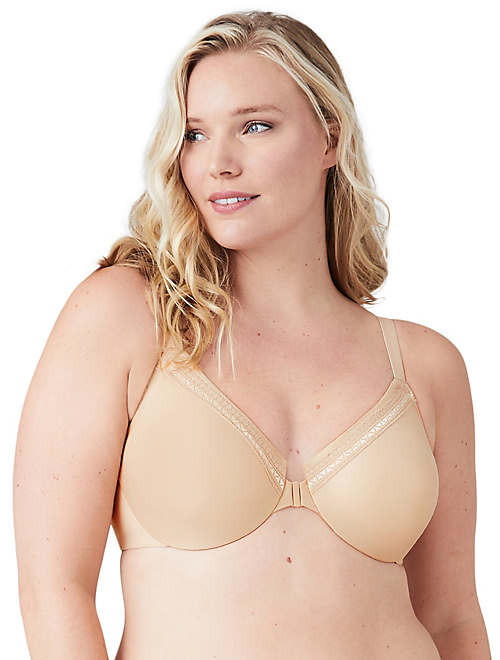 Perfect Primer Front Close Underwire Bra - 40DDD - 855313