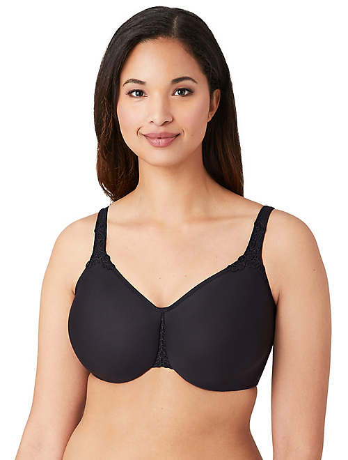 Bodysuede® Ultra Full Figure Seamless Underwire Bra - 85814