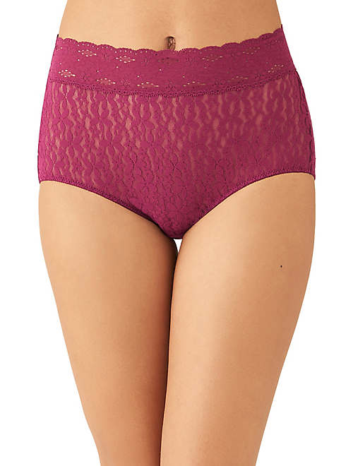 Halo Lace Brief - Panties - 870405