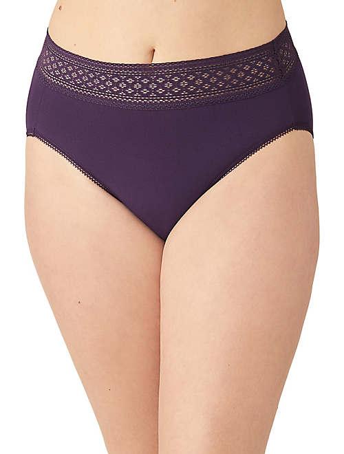 Subtle Beauty Hi-Cut Brief - Ultimate Comfort - 879350