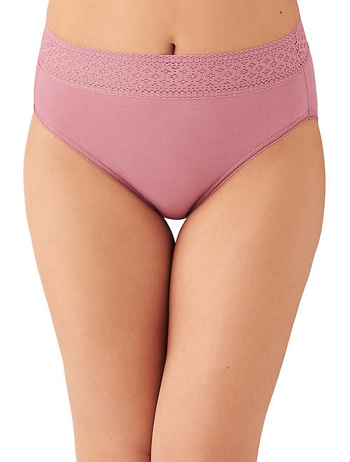 Subtle Beauty Hi-Cut Brief - Panties - 879350