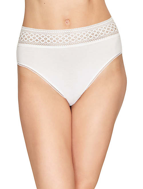 Subtle Beauty Hi-Cut Brief - Ultimate Comfort - 879350