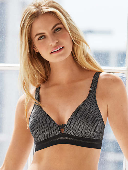 Spectator Triangle Bralette - wire free - 910258
