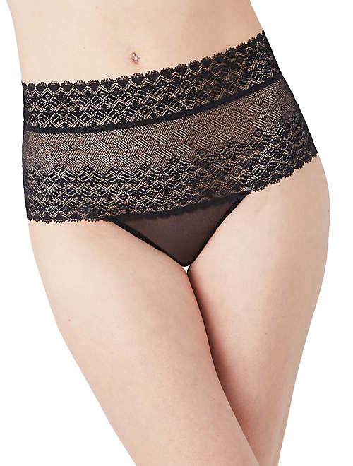 Net Perfection Hi-Waist Thong - 948245