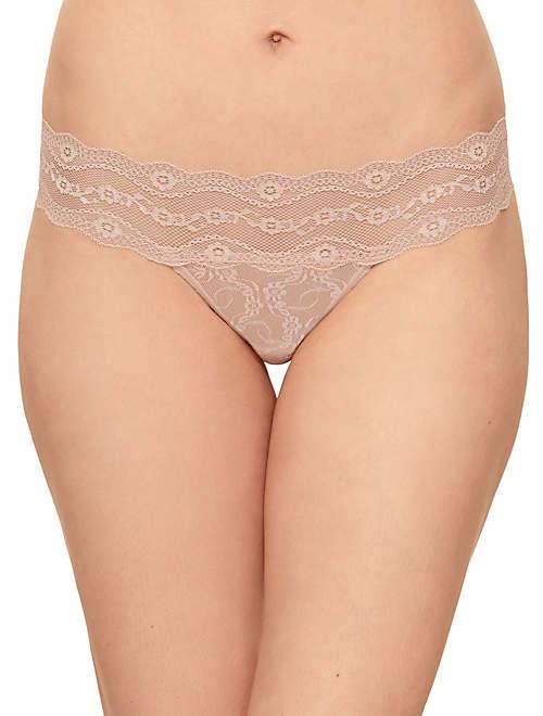 b.tempt'd Lace Kiss Thong - 970182