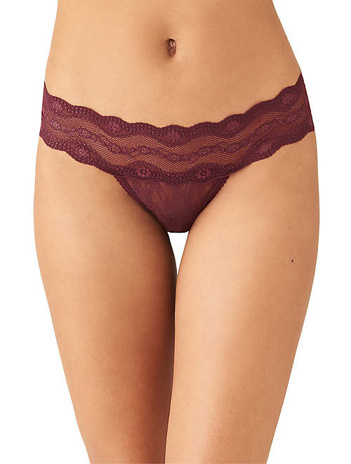 b.tempt'd Lace Kiss Thong - 970182