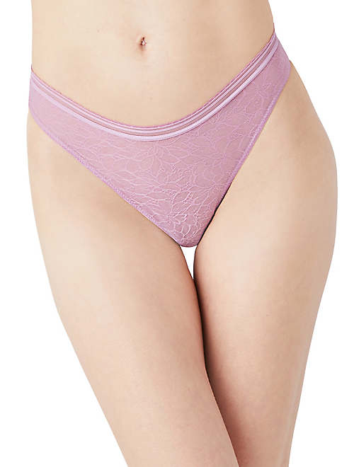Etched in Style Thong - 979225