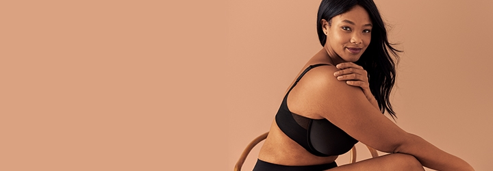 Back and Side Smoothing Bras