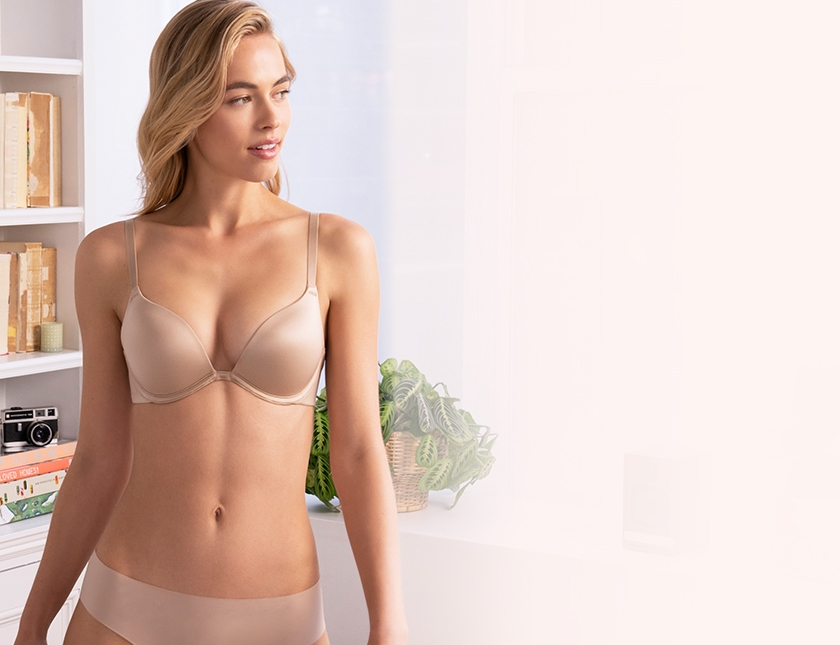 Push Up Bras from b.tempt'd by Wacoal