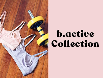 b active collection