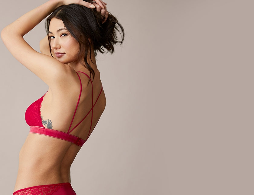b.tempt'd Lace Encounter bras and daywear