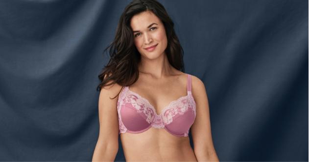 Wacoal limited edition breast awareness bra
